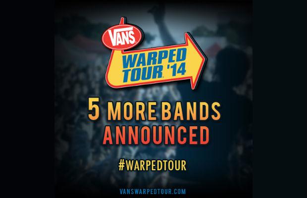 WarpedTour2014-bandannouncement