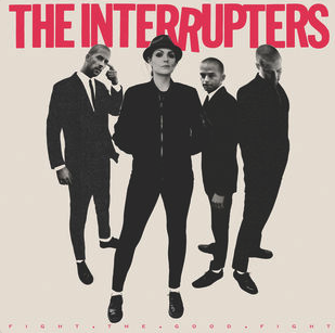 The Interrupters_cover