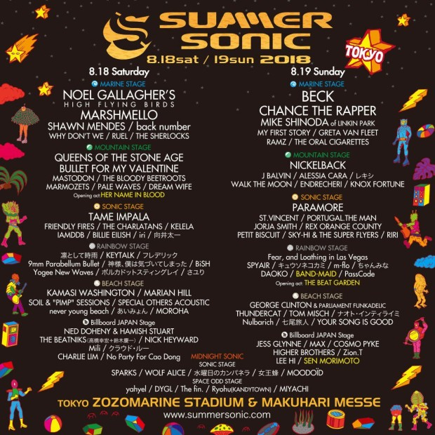 SummerSonic2018