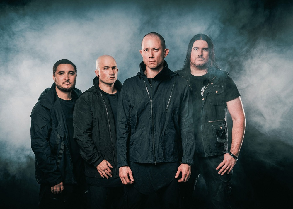 Trivium - ITCOTD - 001 Color_Mike Dunn